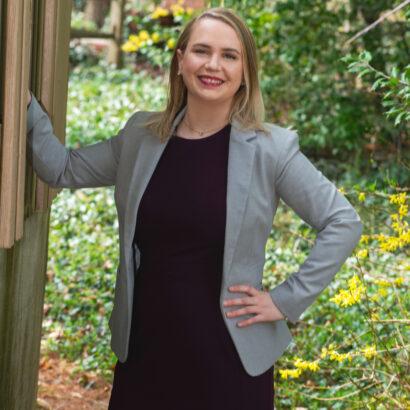 Dr. Adrianne Hohmann.